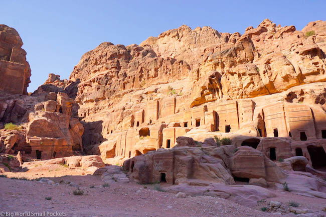 Jordan, Petra, Place of High Sacrifice Trail