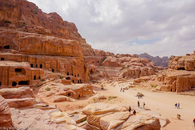 Jordan, Petra, Views