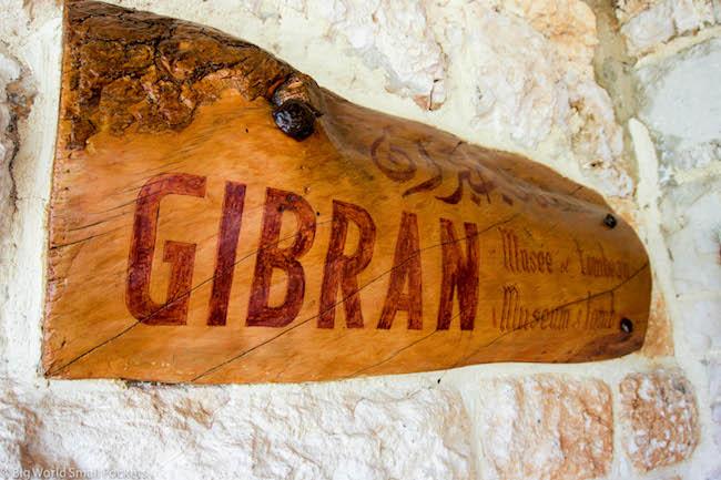 Lebanon, Bcharre, Gibran Museum