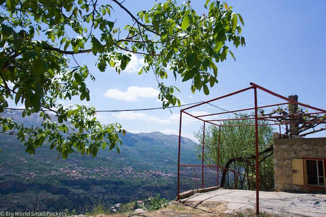 Lebanon, Bcharre, House
