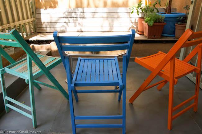 Lebanon, Beirut, Chairs