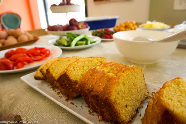 Lebanon, Grand Meshmosh Hotel, Breakfast