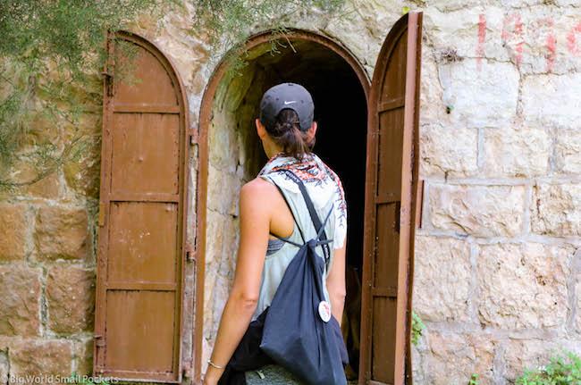 Lebanon, Trekking Lebanon, Old House