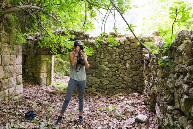 Lebanon, Trekking Lebanon, Ruins
