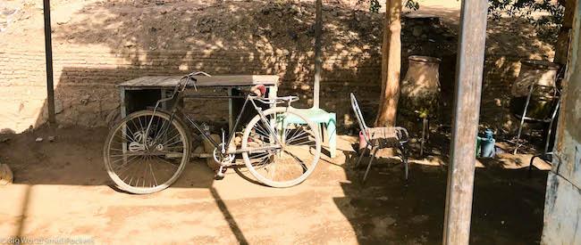 Sudan, Atbara, Bicycle