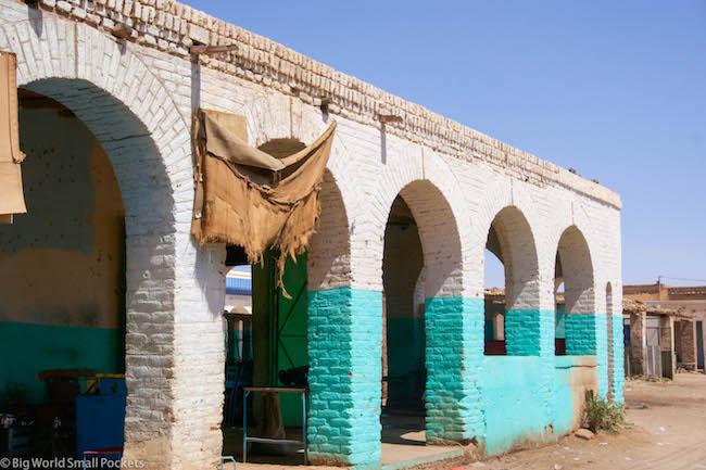 Sudan, Karima, Buildings