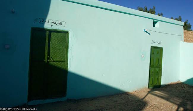 Sudan, Karma, Accommodation