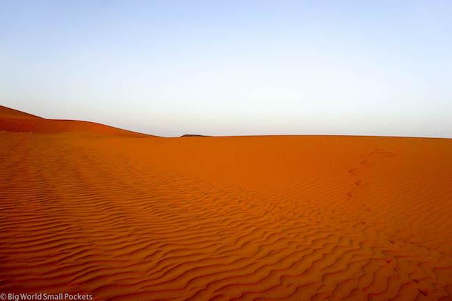 Sudan, Meroe, Peeking Pyramid