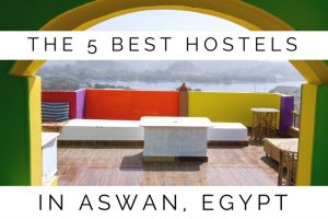 The 5 Best Aswan Hostels