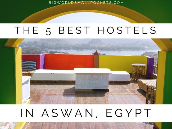The 5 Best Aswan Hostels