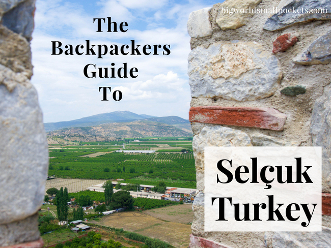 The Backpackers Guide to Selçuk