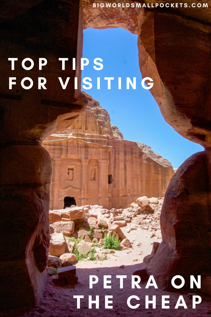Top Tips for Visiting Petra on the Cheap {Big World Small Pockets}