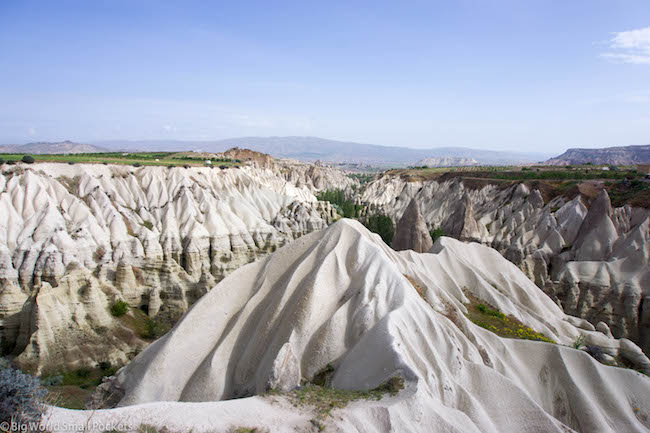 Turkey, Cappadocia, Love Valley Hike