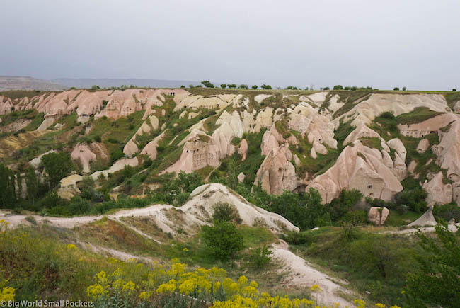 Turkey, Cappadocia, Red Valley