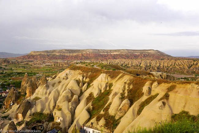 Turkey, Cappadocia, Rose Valley