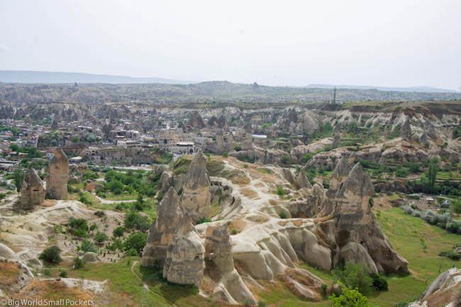Turkey, Cappadocia, View