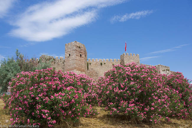 Turkey, Selcuk, Ayasuluk Castle