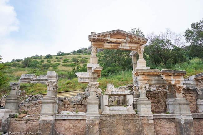 Turkey, Selcuk, Efes