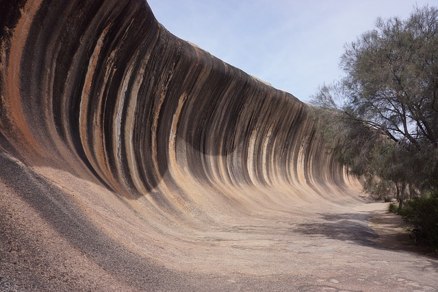 Australia, WA, Wave Rock