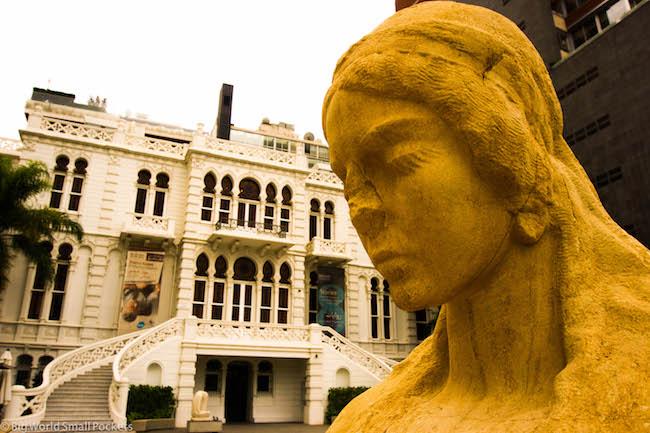 Beirut, Gemmayze, Sursock Museum