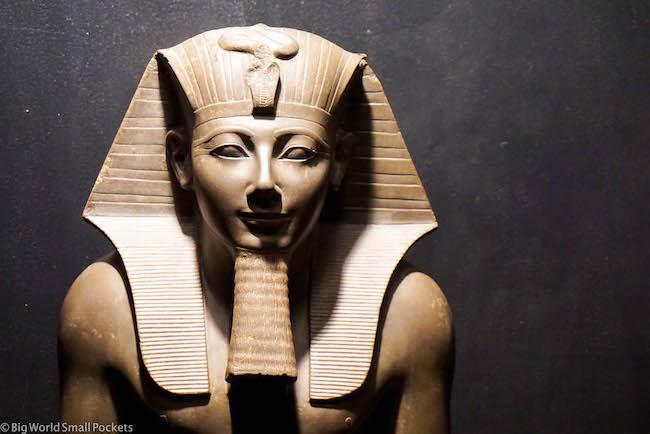 Egypt, Luxor, Luxor Museum 1