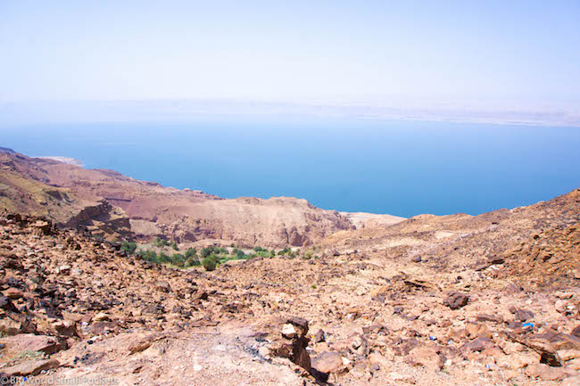Jordan, Dead Sea, Lookout