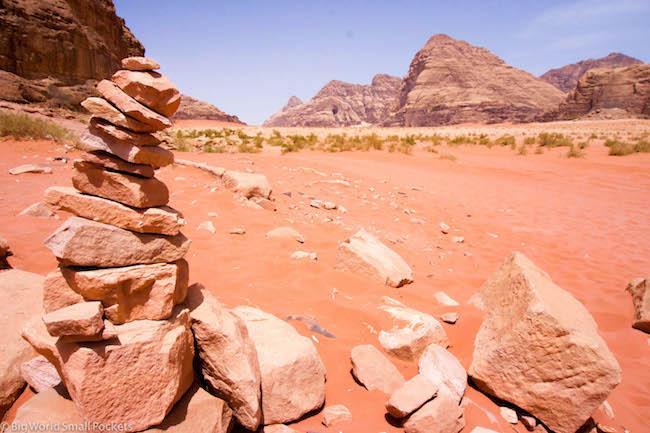 Jordan, Wadi Rum, Desert