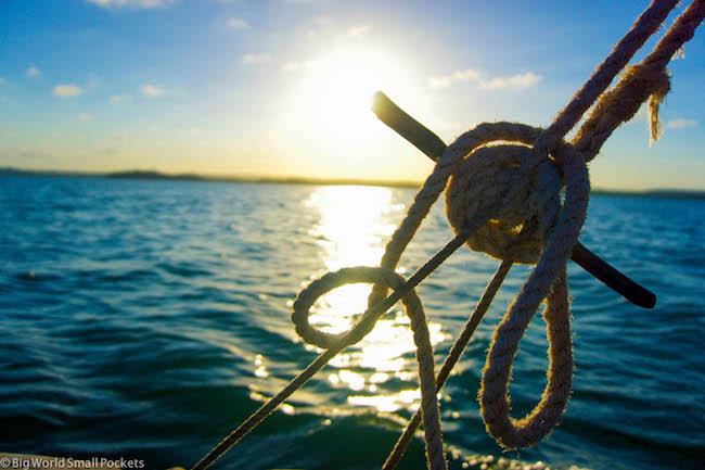 Kenya, Kilifi, Ship Knot