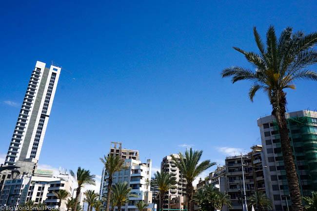 Lebanon, Beirut, Cityscape