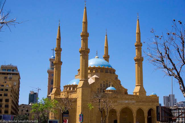Lebanon, Beirut, Mosque