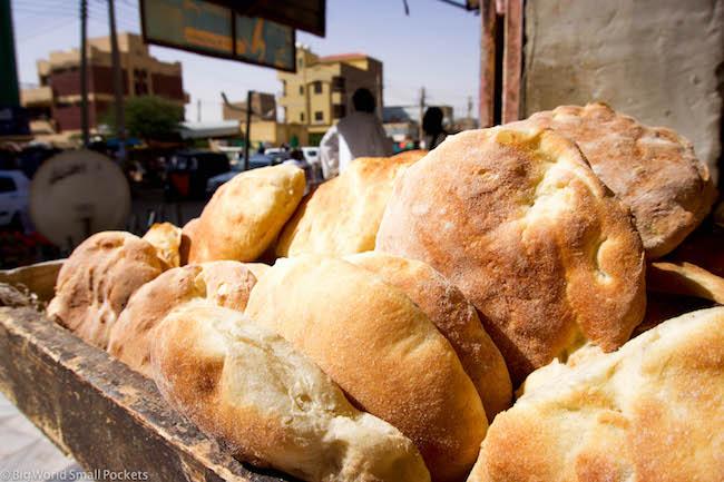 Sudan, Karima, Bread