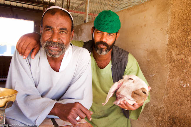 Sudan, Karima, Butchers