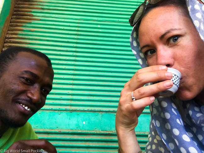 Sudan, Khartoum, Coffee Buddies