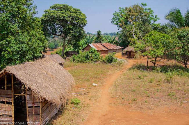 Tanzania, Iringa, Village Home