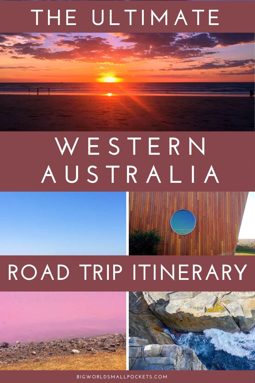 The Best Western Australia Road Trip Itinerary