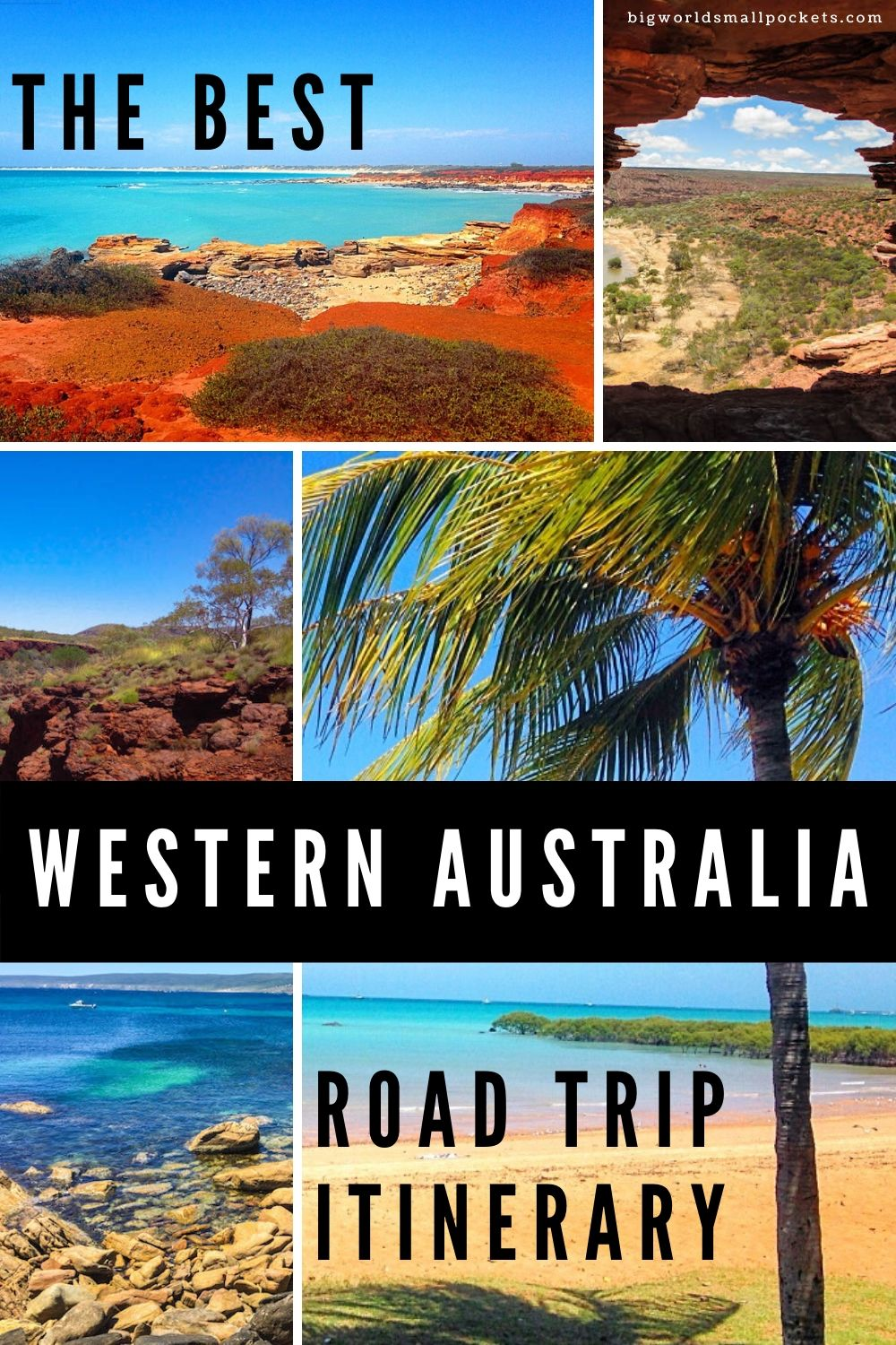 Ultimate West Coast Australia Road Trip Guide - Itinerary + Tips