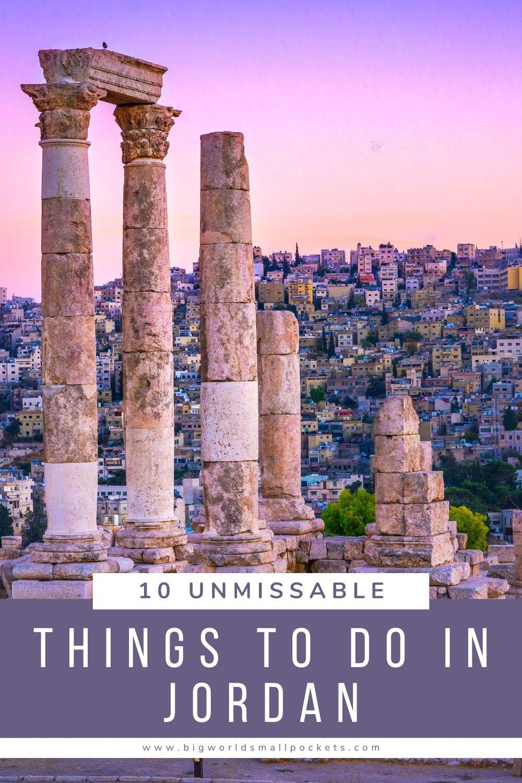 10 Best Things to Do in Jordan