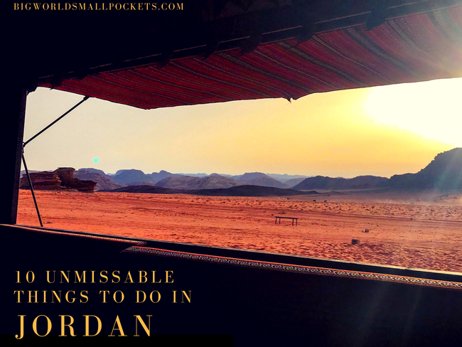 10 Things to Do in Jordan