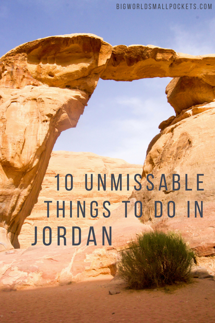 10 Unmissable Things to Do in Jordan {Big World Small Pockets}