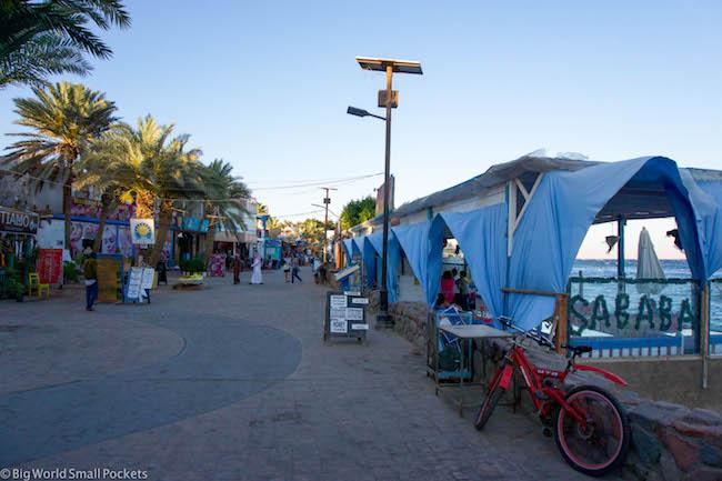 Egypt, Dahab, Street
