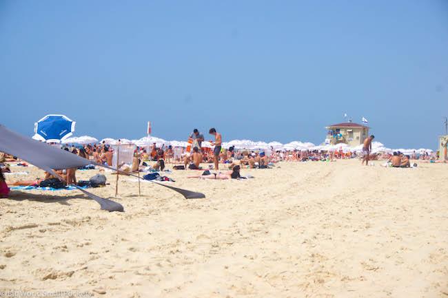 Israel, Tel Aviv, Beach