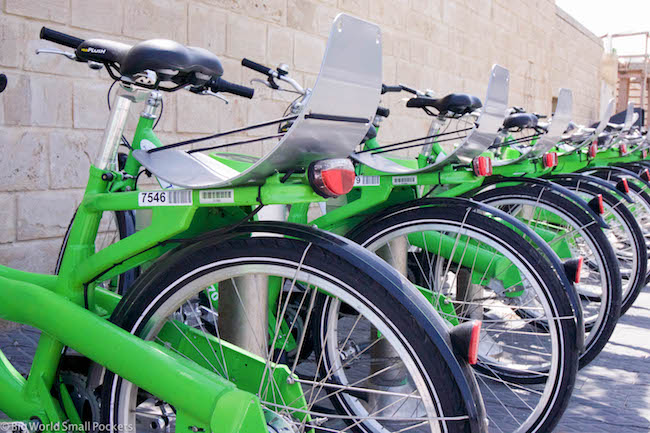 Israel, Tel Aviv, Bike Hire