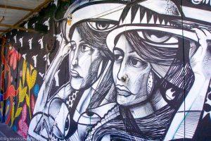 Israel, Tel Aviv, Street Art
