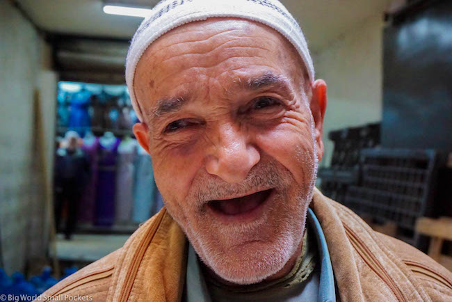 Jordan, Amman, Local Man