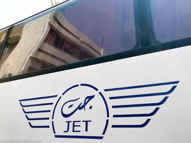 Jordan, Transport, Jett Buss
