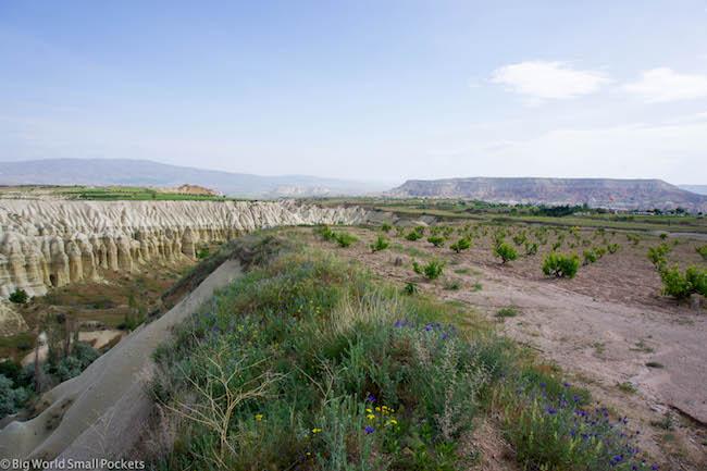 Turkey, Cappadocia, Hiking