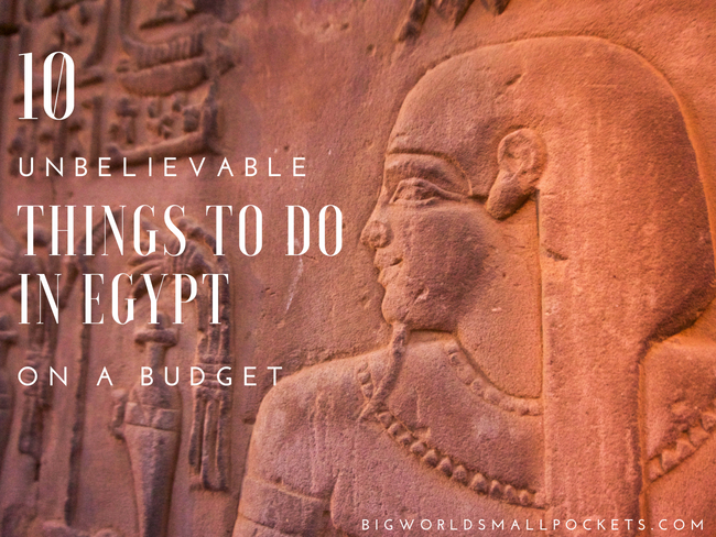 10 Things to Do in Egypt