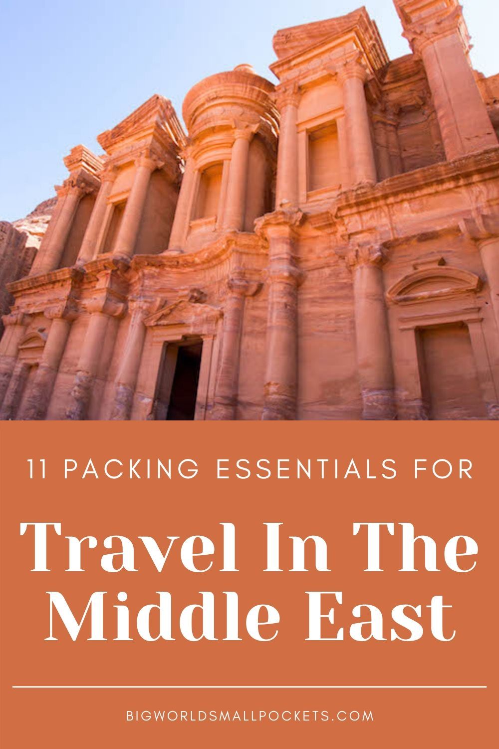 11 Things You Must Pack When You Travel the Middle East
