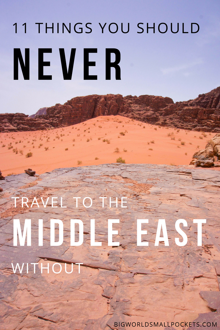 11 Things You Must Pack for Your Travels in the Middle East {Big World Small Pockets}