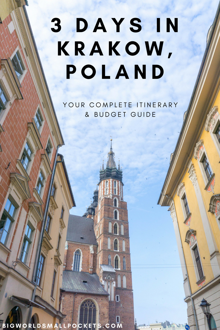 3 Days in Krakow, Poland - Your Perfect Itinerary and Guide {Big World Small Pockets}